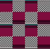 Shirt checks pattern design. Fabric print design Stock Images