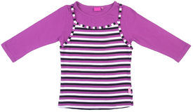Shirt. Children's wear Stock Image