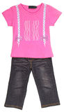 Shirt. Children's wear Royalty Free Stock Photo