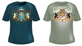 Shirt design Stock Photo