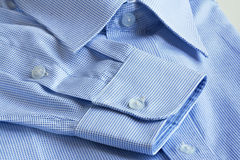 Shirt details Stock Image