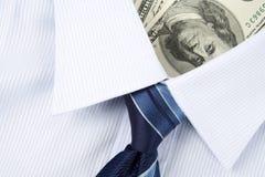 Shirt and Dollar Stock Photos