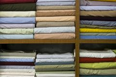 Shirt Fabric Stock Images