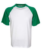 Shirt isolated Stock Images