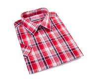 Shirt isolated on background Royalty Free Stock Photo