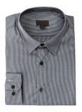 Shirt isolated on white background. New shirt isolated on white background Royalty Free Stock Photography