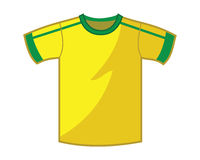 Shirt jersey stock illustration