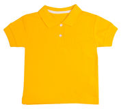 Shirt, kids shirt on the background. Royalty Free Stock Photos