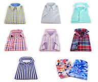 Shirt  kit Stock Images