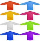 Shirt with long sleeves - Colorful Royalty Free Stock Image