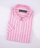 shirt or man dress shirt on background. Royalty Free Stock Photos