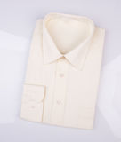 shirt or man dress shirt on background. Royalty Free Stock Photography