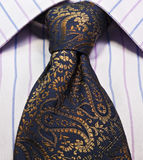 Shirt and necktie Stock Photo