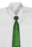 Shirt and necktie Royalty Free Stock Photos