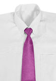 Shirt and necktie Royalty Free Stock Images