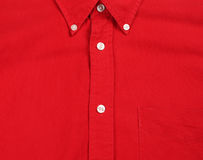 Shirt Red Royalty Free Stock Photo