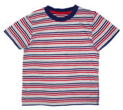 Shirt striped Royalty Free Stock Photography