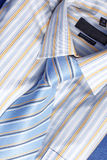 Shirt and Tie. Classic business style - Shirt and Tie Stock Photo