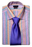 Shirt with tie Stock Photography