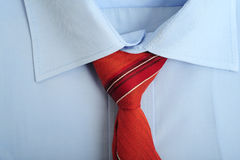 Shirt and tie Stock Photos