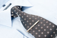 Shirt and tie Royalty Free Stock Photography