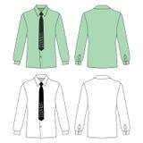 Shirt & tie Royalty Free Stock Photo