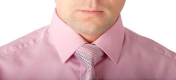 Shirt and Tie Royalty Free Stock Images
