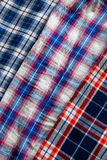 Shirts. Macro from different shirts cotton styles Royalty Free Stock Image