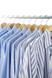 Shirts Royalty Free Stock Photography