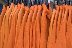 Shirts royalty free stock photo