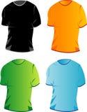 Shirts stock illustration