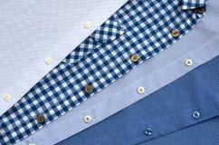 Shirts closeup Stock Image