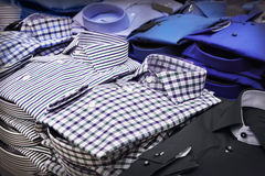 Shirts Royalty Free Stock Images