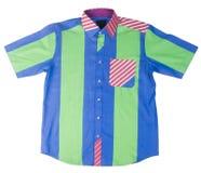 Shirts. men fashion shirts on background Stock Image