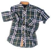 Shirts. men fashion shirts on background Royalty Free Stock Image