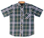 Shirts. men fashion shirts on background Royalty Free Stock Photos