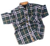 Shirts. men fashion shirts on background Stock Images