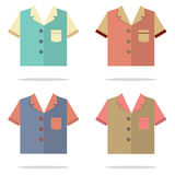 Shirts For Men Stock Images