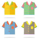 Shirts For Men Royalty Free Stock Photography