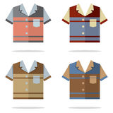 Shirts For Men Stock Photography