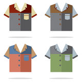 Shirts For Men Royalty Free Stock Photo