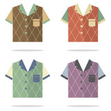 Shirts For Men Stock Photo