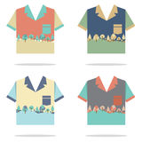 Shirts For Men Royalty Free Stock Images