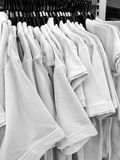 Shirts for sell Royalty Free Stock Photo