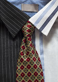 Shirts and tie Stock Images