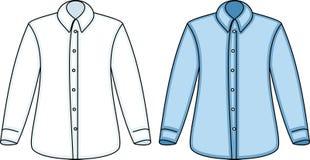 Shirts (Vector) Royalty Free Stock Photos