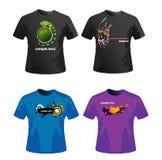 Shirts vector design Stock Photo