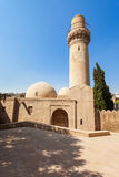 Shirvanshahs pałac w Baku zdjęcie royalty free