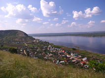 Shiryaevo Arkivbild