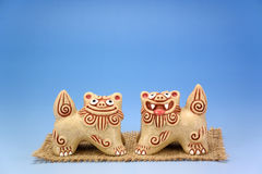 The Shisa Royalty Free Stock Images
